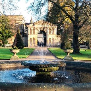 牛津打卡🇬🇧Botanic Garden...