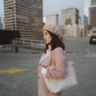 冬天第一件大衣 是温柔的模样  Ecru Emissary