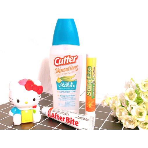 夏天居家必备的驱蚊喷雾&止痒水