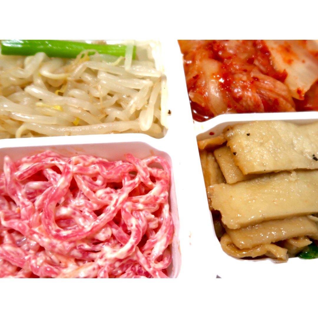 韩餐小菜|🍱