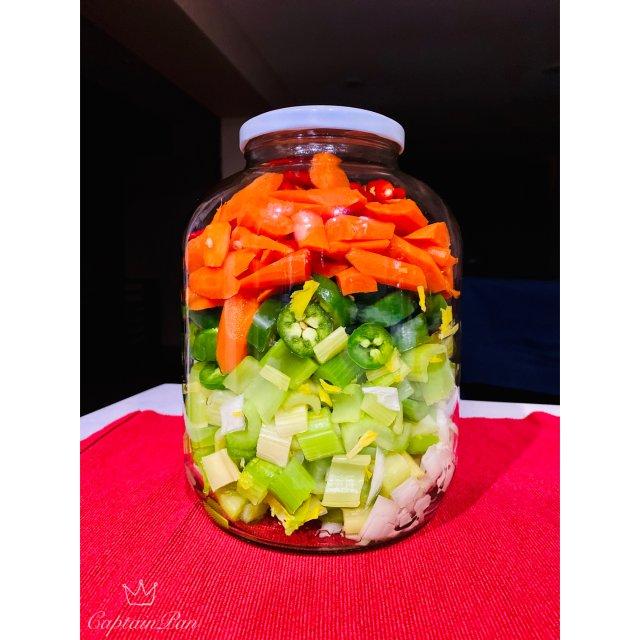 美食|自制泡菜(食谱)