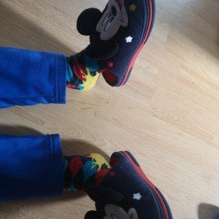 小朋友的拖鞋一定要卡通🐭🐰...