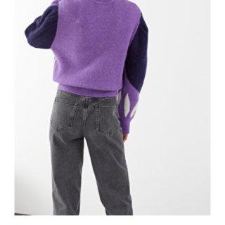 终于蹲到了otherstories这件紫...