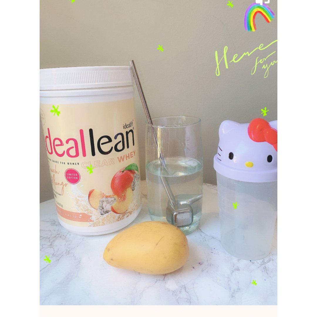 【微众则】IDEALFIT透明乳清蛋白健...