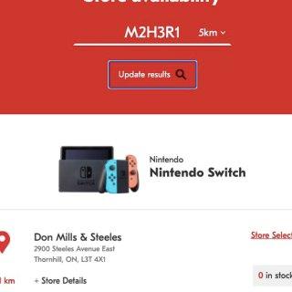 花$52买个switch~附网上查库存攻...