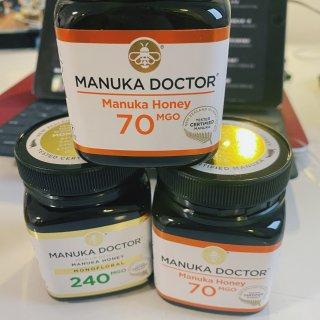 Manuka Doctor,Manuka蜂蜜