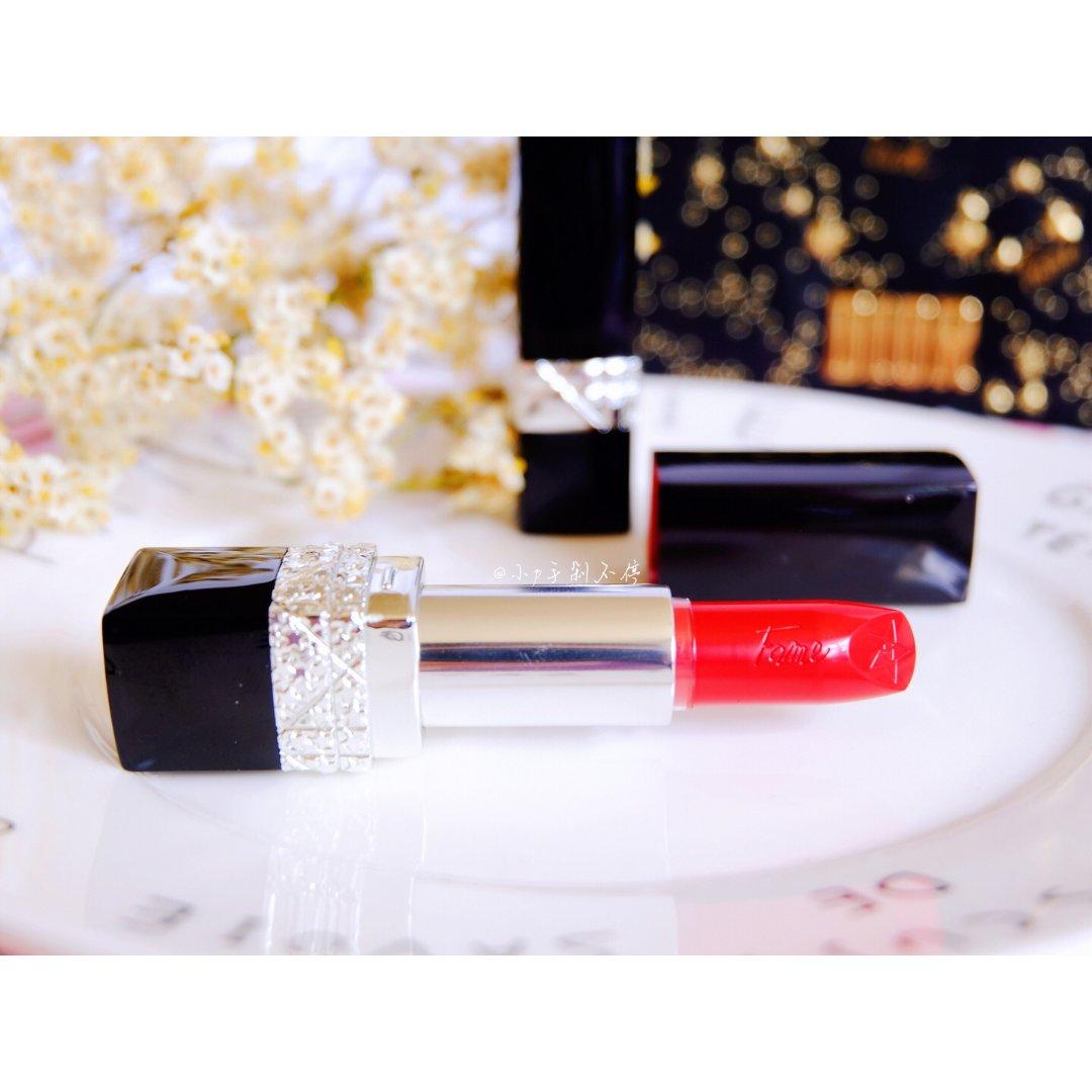 Dior口红 #28 Actric...