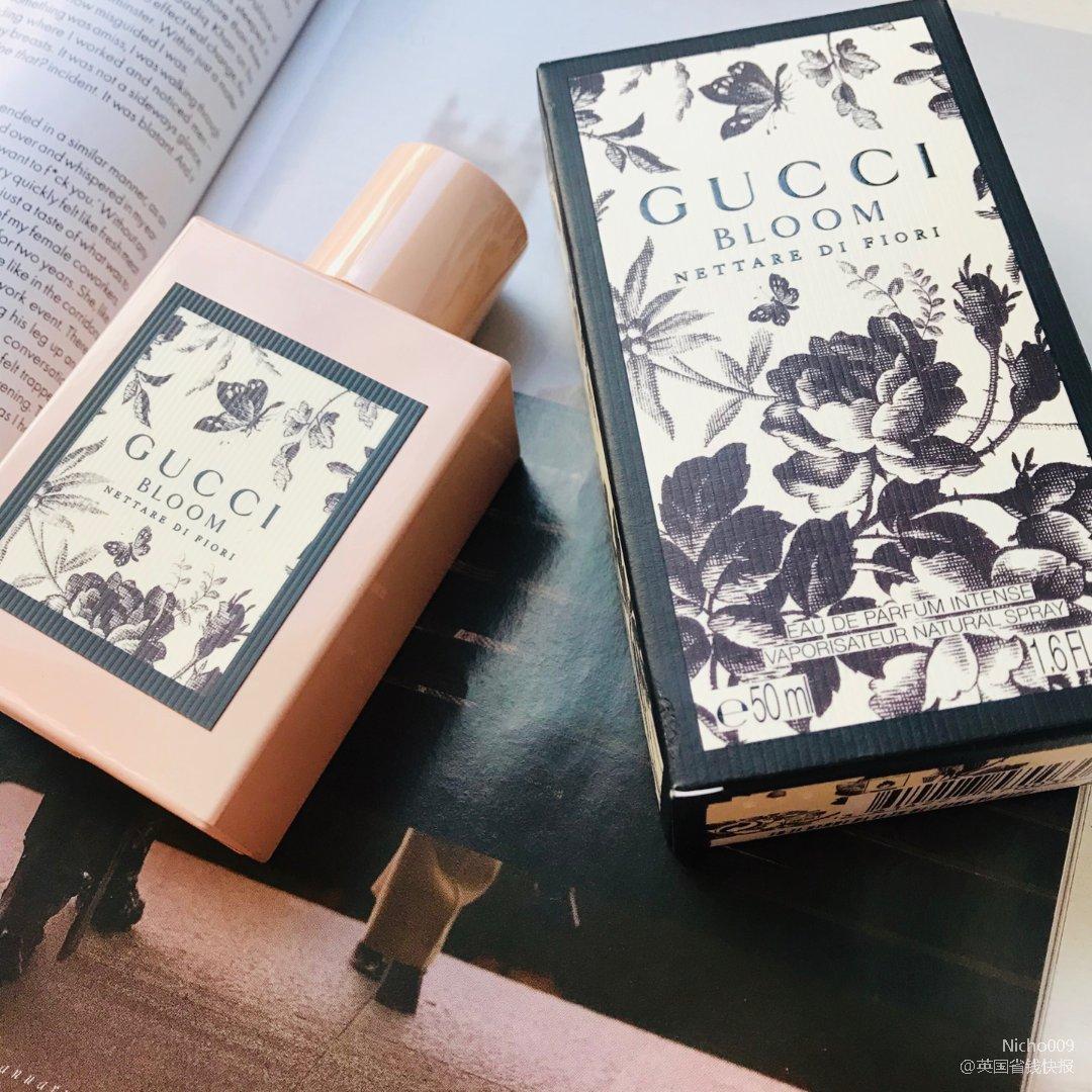Gucci bloom的bug价香...