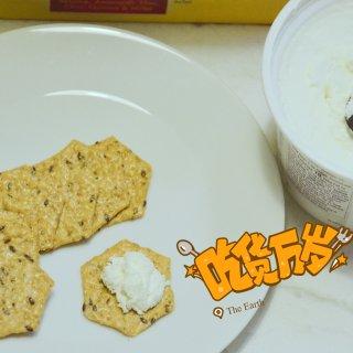 【羊奶配饼干】...