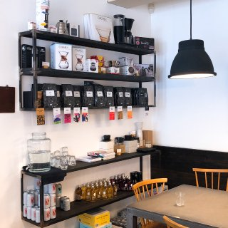 伦敦咖啡|东区的咖啡设计都很有爱...