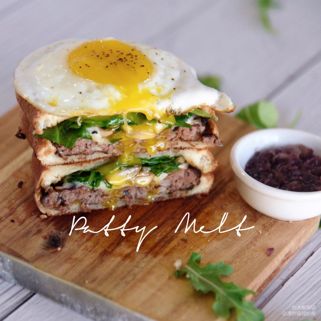 Patty Melt|三明治🥪和B...