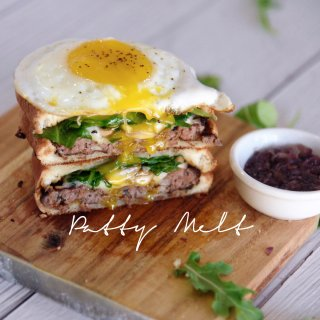 Patty Melt 三明治🥪和Burg...