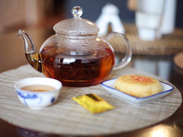 万能饮料🍵 | 红茶和小食更配哦