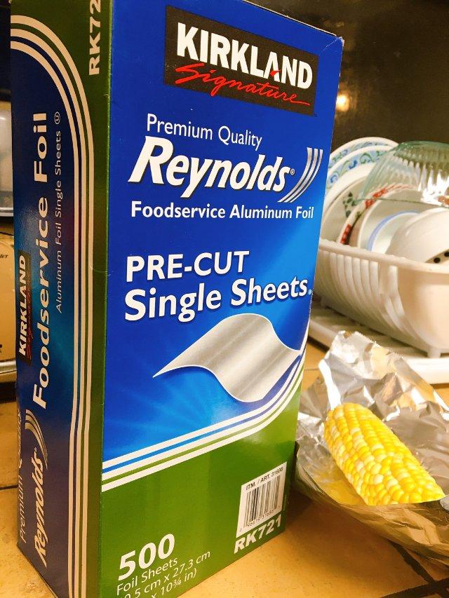 Costco好物 抽取式錫箔紙✨