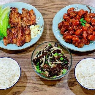 【消费实录17】周日晚餐:五花肉两吃之烤...
