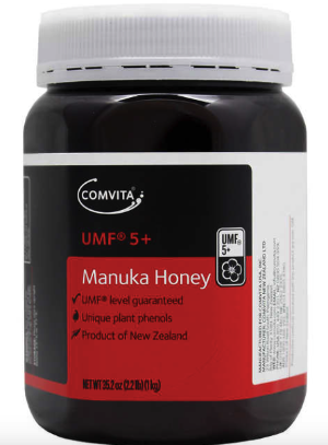 $37Comvita UMF 5+ Manuka Honey, 35.2 oz.