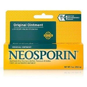 $3.07Neosporin Antibiotic Original Ointment 0.50 oz