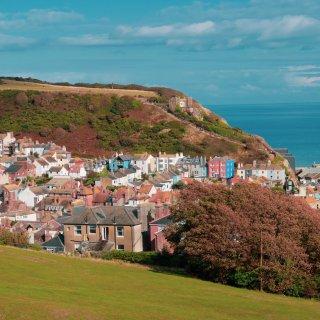 最宝藏的英国海滨小镇:Hastings黑...