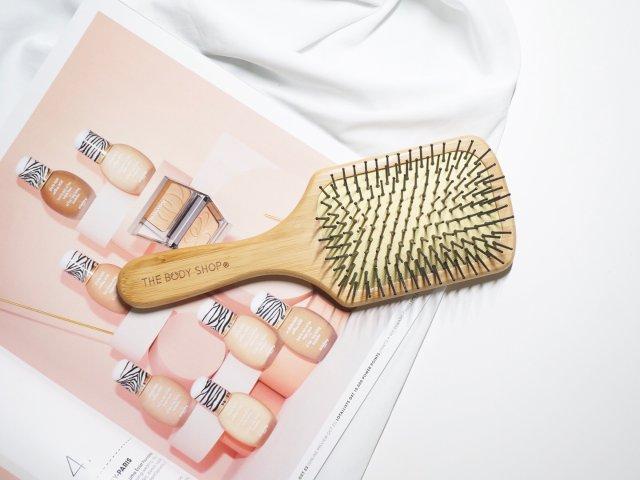 洗护 / 梳头也是按摩头皮的一种呀!