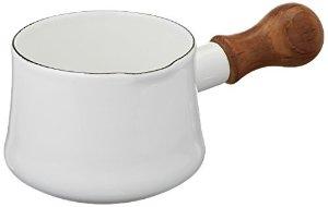 Amazon.com: Dansk Kobenstyle Butter Warmer, White: Saucepans: Kitchen & Dining