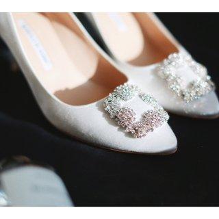 👰梦中的婚鞋