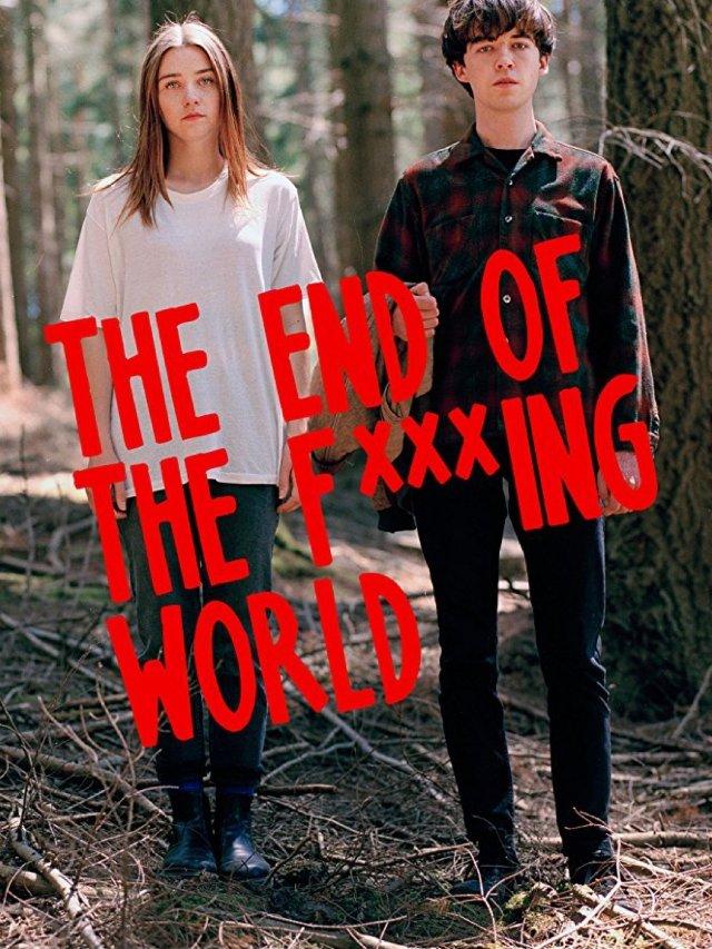 好剧推荐:The End of t...