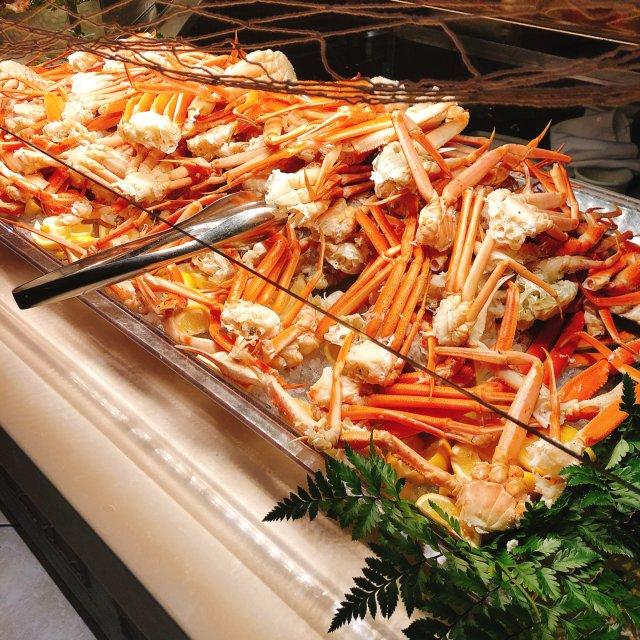 星期五是crab feed day