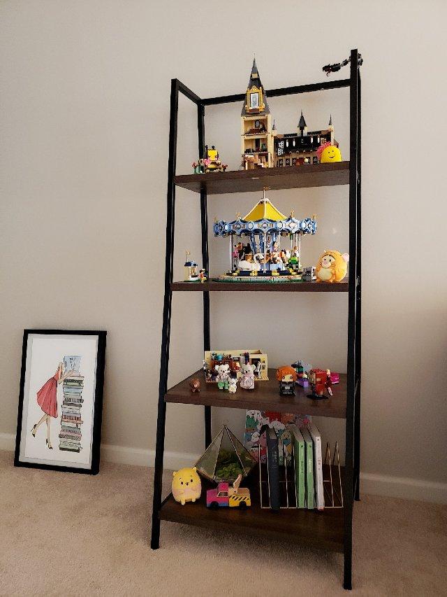 Lego玩具哈利波特系列&旋转木马...