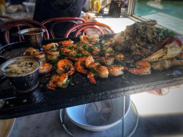 渔人码头⛵️吃螃蟹🦀️