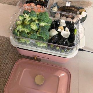 家里也可以吃海鲜🦞大餐 Bruno多功能...
