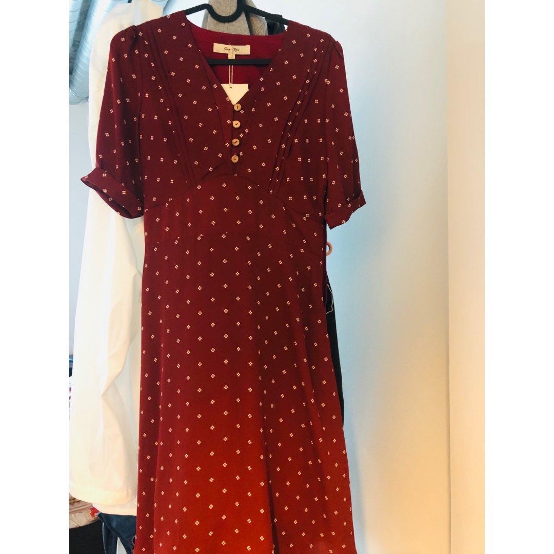 Simple Retro法式连衣裙