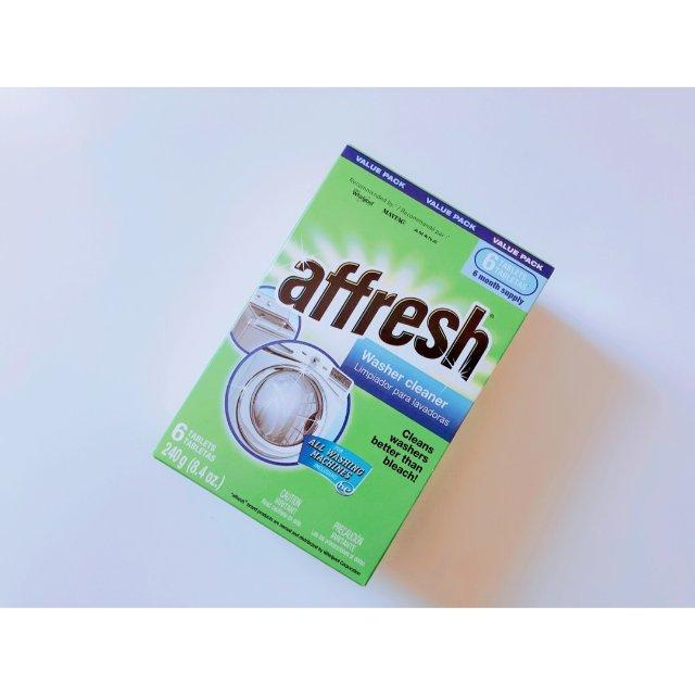 Affresh 洗衣机清洗剂<br...