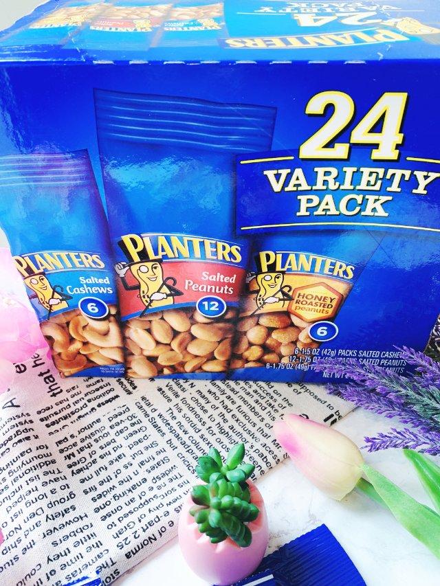 1⃣️8⃣️ Planters Nuts