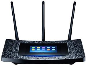$74TP-LINK RE590T AC1900 Touch Screen Wi-Fi Range Extender