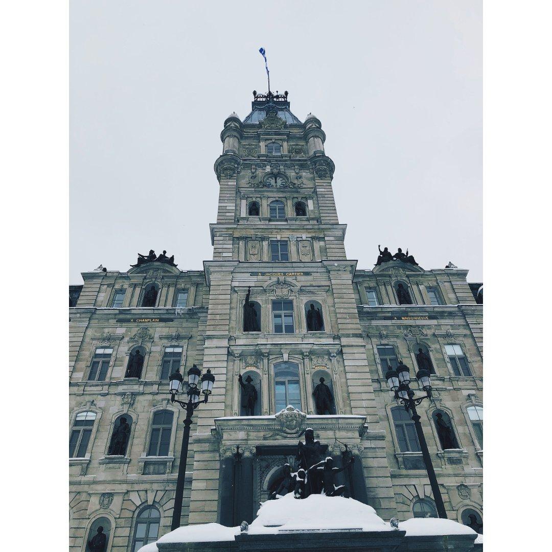 ⚜️來魁北克国民议会旁听吧!