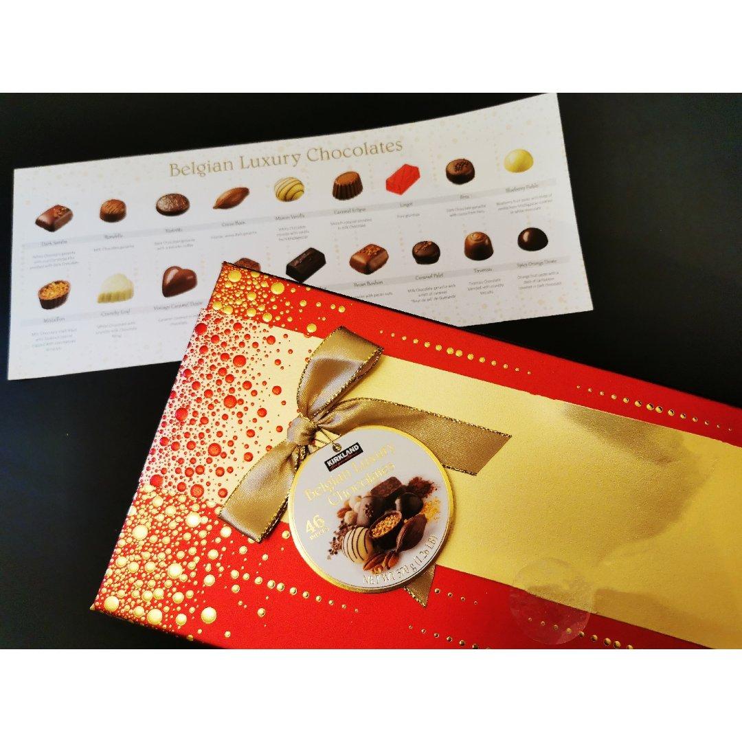 Costco巧克力礼盒 🎁