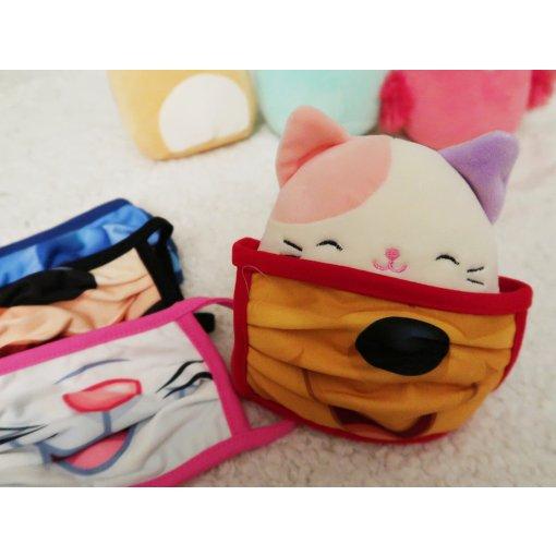 超级可爱的迪士尼口罩~❤️姐妹们好久不见