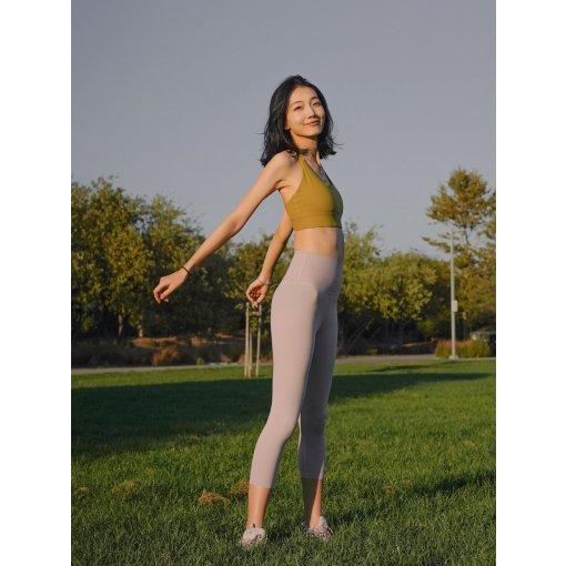 因为好看的瑜伽服从此爱上运动的自己