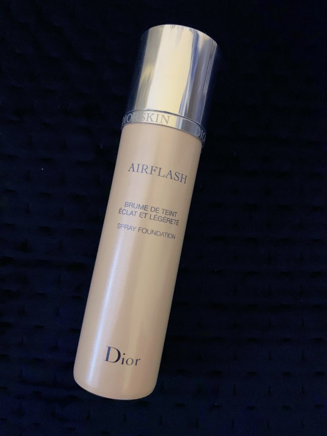 Dior spray founda...
