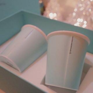 收到朋友送的圣诞礼物 Tiffany蓝 ...