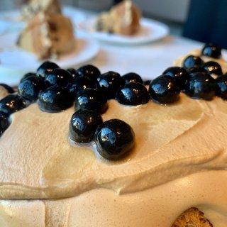 爆浆珍珠拿铁蛋糕✨✨✨...