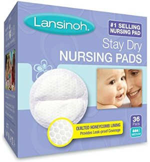Amazon.com: Lansinoh Nursing Pads Stay Dry 60 Each ( Pack of 4 ): Health & Personal Care