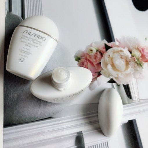 Shiseido 小白瓶防晒霜