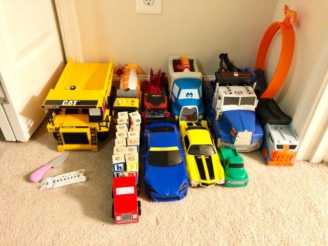 小小停车场🅿️