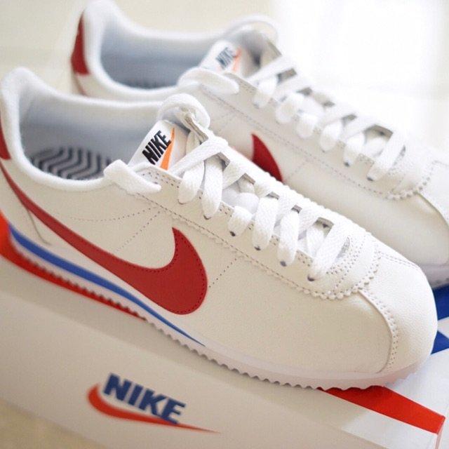 终于收了Nike Cortez阿甘...