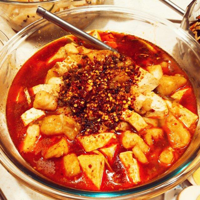 两个海鲜:水煮鱼🐟➕粉丝蒸虾🦐