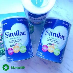 婴儿防食品过敏和肠绞痛配方奶粉 19.8盎司, 4罐
