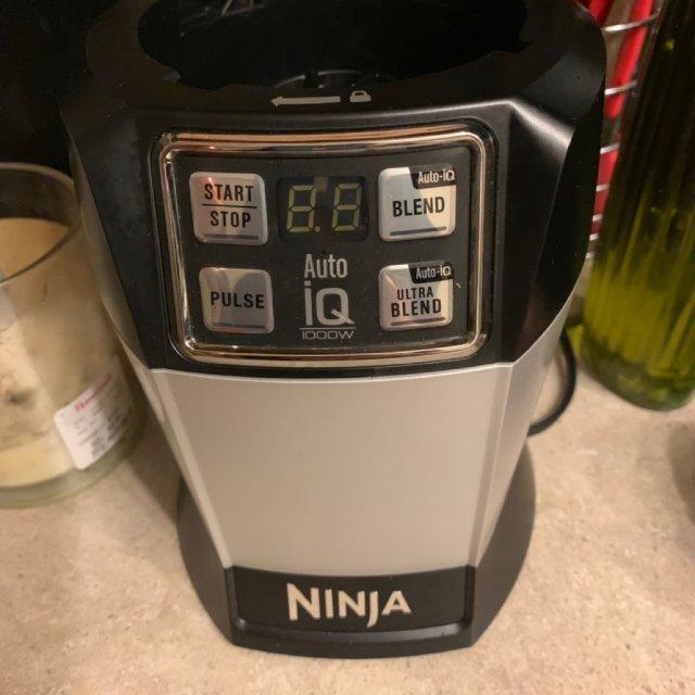 Ninja blender 亚马逊买的