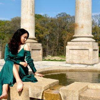今天是许愿池边的少女💃🏻...