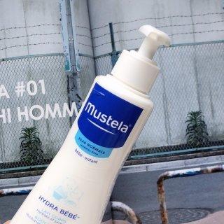 【婴儿护肤篇】Mustela保湿身体乳...